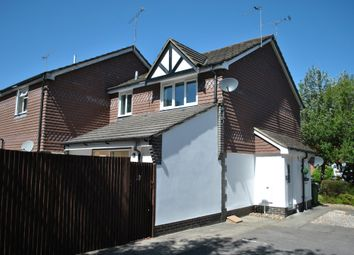 Thumbnail 1 bed semi-detached house for sale in Haining Gardens, Mytchett