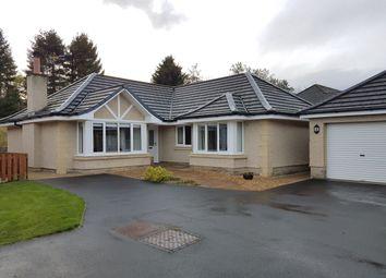 Thumbnail 3 bed bungalow for sale in Byretown Gardens, Kirkfieldbank, Lanark