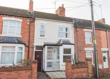 Thumbnail 2 bed terraced house for sale in Mulso Road, Finedon, Wellingborough