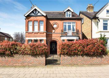 Thumbnail 7 bed detached house for sale in St. Leonards Road, Windsor, Berkshire