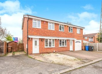 Thumbnail 2 bed semi-detached house for sale in Appian Way, Alvaston, Derby