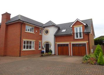 Thumbnail 5 bed detached house for sale in Ferndale, Fulwood, Preston