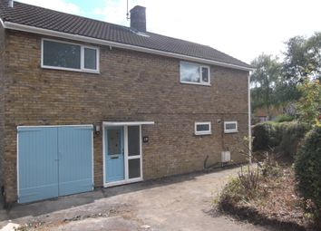 Thumbnail 4 bed detached house to rent in Elm Drive, Hatfield, Herts