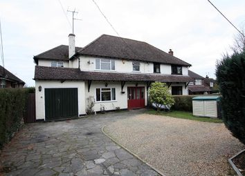Thumbnail 4 bed semi-detached house for sale in Chartridge Lane, Chesham, Buckinghamshire