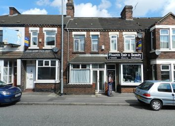 Thumbnail 2 bed terraced house to rent in Birches Head Road, Birches Head, Stoke-On-Trent
