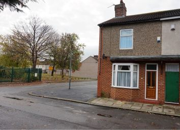 Thumbnail 2 bedroom end terrace house for sale in Cadogan Street, North Ormesby, Middlesbrough