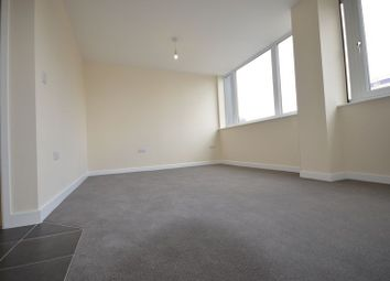 Thumbnail 1 bedroom flat to rent in Burleys Way, Leicester