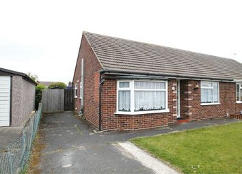 Thumbnail 2 bed semi-detached bungalow for sale in Aberfoyle Close, Ipswich, Suffolk