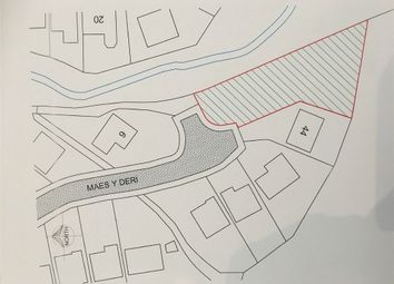 Thumbnail Land for sale in Maes-Y-Deri, Gowerton, Swansea, West Glamorgan