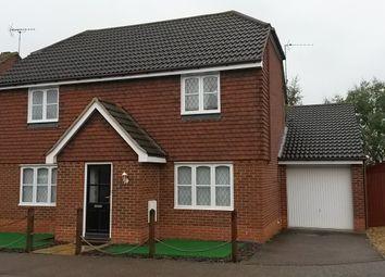 Thumbnail 4 bedroom detached house to rent in Fucshia Way, Rushden