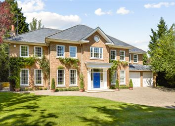 Thumbnail 5 bed detached house for sale in Spicers Field, Oxshott, Leatherhead, Surrey