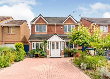 Thumbnail 4 bed detached house for sale in Mitchell Close, St. Mellons, Cardiff