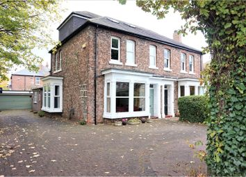 Thumbnail 6 bed semi-detached house for sale in Yarm Road, Eaglescliffe, Stockton-On-Tees