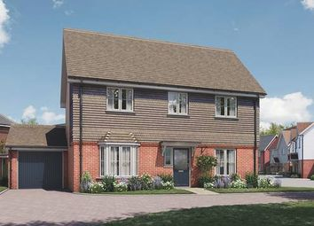 Thumbnail 4 bed detached house for sale in Kingsbridge, Lenham Road, Headcorn