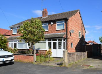 Thumbnail 3 bed semi-detached house for sale in Stocks Avenue, Great Boughton, Chester