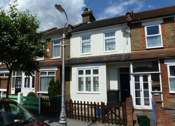 Thumbnail 3 bedroom terraced house to rent in Exeter Road, Addiscombe, Croydon
