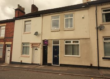 Thumbnail 4 bedroom terraced house for sale in London Road, Stoke-On-Trent