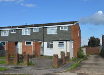 Thumbnail 3 bedroom end terrace house for sale in Berwick Drive, Bletchley, Milton Keynes
