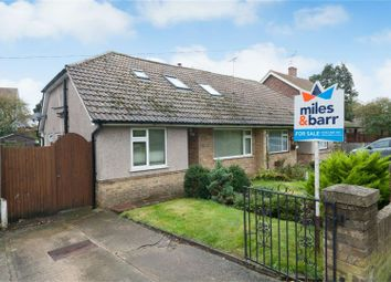Vale Road, Broadstairs CT10. 3 bed semi-detached bungalow for sale