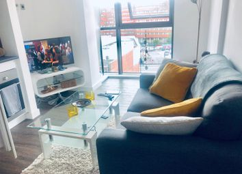 Thumbnail 2 bed flat to rent in Hodgson Street, Sheffield