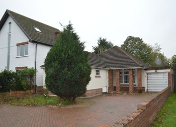 Thumbnail 3 bed bungalow for sale in Tentelow Lane, Norwood Green