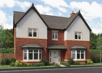 "Thumbnail 4 bed detached house for sale in ""Aston"" at Park Lane, Castle Donington, Derby"