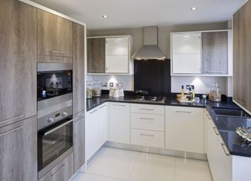 "Thumbnail 3 bed detached house for sale in ""Faringdon"" at Warkton Lane, Barton Seagrave, Kettering"