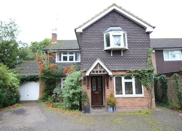 Thumbnail 4 bedroom detached house for sale in Surley Row, Emmer Green, Reading