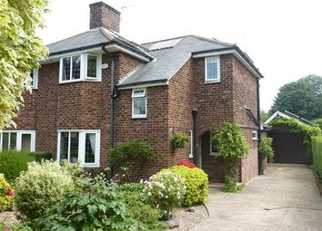 Thumbnail 3 bed semi-detached house for sale in Fords Avenue, Healing, Grimsby