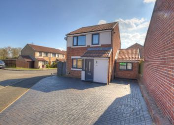 Thumbnail 4 bedroom detached house for sale in Milecastle Court, West Denton, Newcastle Upon Tyne