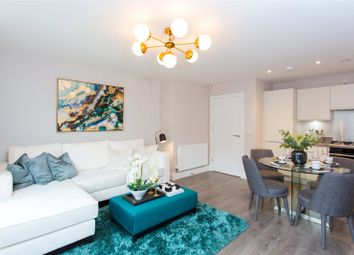 Thumbnail 3 bed flat for sale in Braeburn Court, 1A Cunningham Park, Harrow, Middlesex