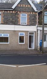 Thumbnail 1 bed flat to rent in East Road, Tylorstown