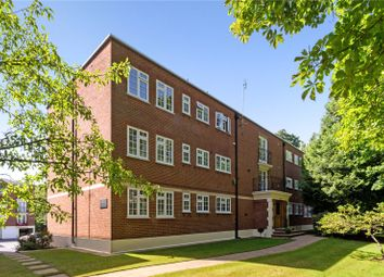 Thumbnail 3 bedroom flat for sale in Regents Court, St. Georges Avenue, Weybridge, Surrey