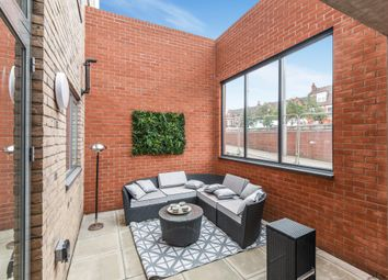 Thumbnail 3 bed flat for sale in Plot 5, Ruby Mews, Lily Way, Broomfield Road, London