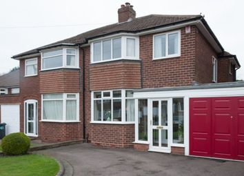 Thumbnail 3 bed semi-detached house for sale in Randle Drive, Four Oaks, Sutton Coldfield