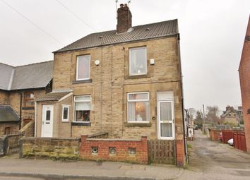 Thumbnail 3 bed semi-detached house for sale in West Street, Hoyland, Barnsley