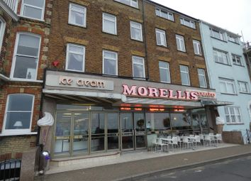 Thumbnail 1 bed flat to rent in Victoria Parade, Broadstairs