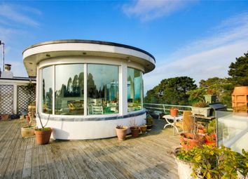 Thumbnail 3 bed flat for sale in Harbour Court, Chaddesley Glen, Poole, Dorset