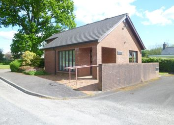 Thumbnail 2 bed detached bungalow for sale in Johnstonebridge Surgery, Johnstonebridge, Lockerbie