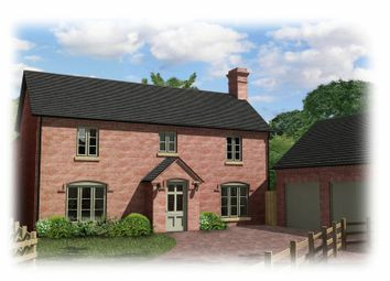 Thumbnail 4 bedroom detached house for sale in Farm Lane, Horsehay, Telford