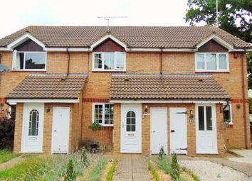 Thumbnail 2 bed terraced house for sale in Oak Close, Wimborne