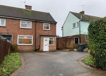 Thumbnail 3 bed property to rent in Pembroke Place, Broomfield, Chelmsford