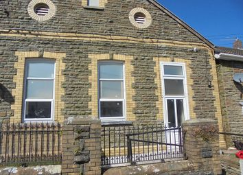 Thumbnail 2 bed maisonette to rent in Oakfield Terrace, Nantymoel, Bridgend, Bridgend.