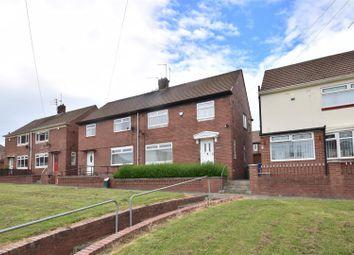 Thumbnail 3 bedroom semi-detached house to rent in Amara Square, Farringdon, Sunderland