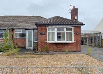 Thumbnail 2 bed semi-detached bungalow for sale in Pinewood Avenue, Thornton-Cleveleys