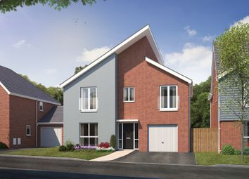 Thumbnail 4 bedroom detached house for sale in Sunflower Lane, Polegate
