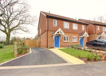 Thumbnail 2 bed semi-detached house for sale in Baroona Close, Romsey, Hampshire