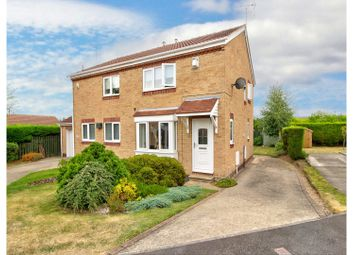 Thumbnail 2 bed semi-detached house for sale in Elcroft Gardens, Sothall, Sheffield