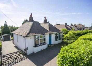 Thumbnail 4 bed bungalow for sale in Wrotham Road, Borough Green, Kent