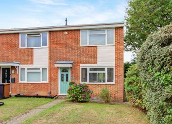 Thumbnail 2 bed end terrace house for sale in Sylvan Drive, North Baddesley, Hampshire